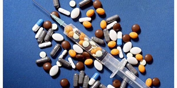 Fünf Dopinghändler in Wien verhaftet