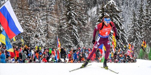 Biathlon: Doping-Skandal enthüllt
