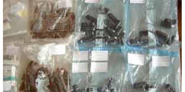 Dopingmittel-Handel aufgeflogen