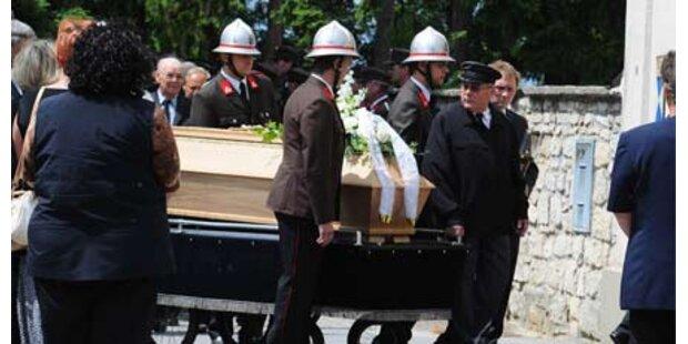 Heurigen-Wirte nach Doppelmord begraben