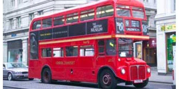 Kommen Londons berühmte Doppeldeckerbusse wieder?