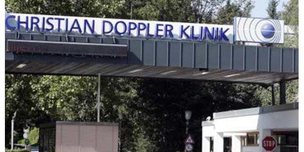 Mann flieht aus Salzburger Nervenklinik