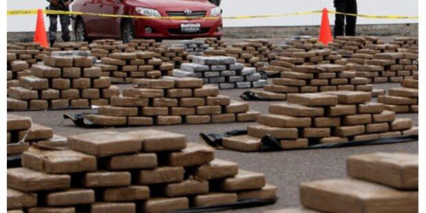 Italienische Polizei hebt Drogenring aus