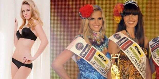 Hofmann kämpft um Miss Universe-Krone