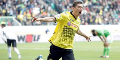 Dortmund hält Bayern auf Distanz
