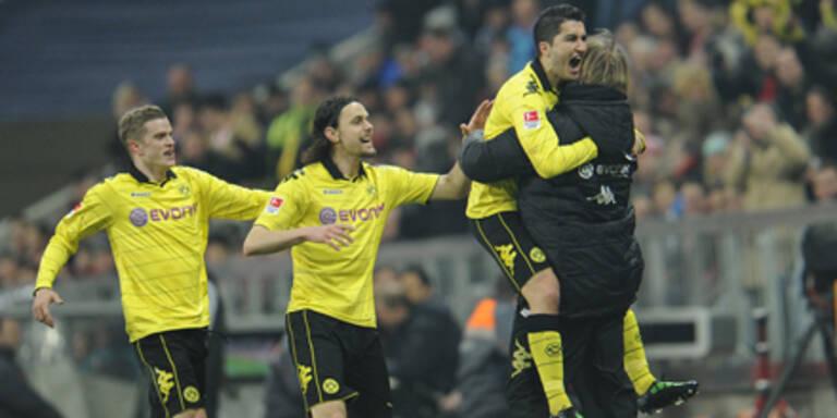 Dortmund liefert Meisterstück