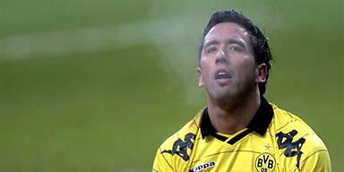Spitzenreiter Dortmund mit Niederlage