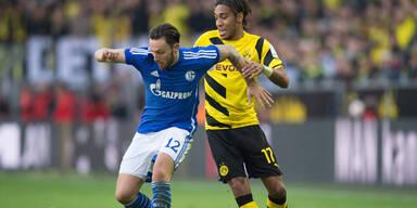 Dortmund gewinnt Derby gegen Schalke