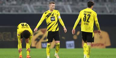 Dortmund blamiert sich gegen Stuttgart