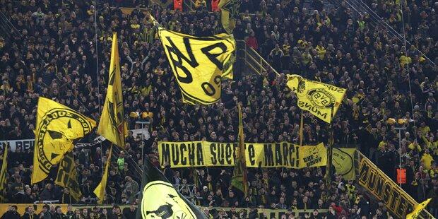 BVB: Große Spende an Austria Salzburg