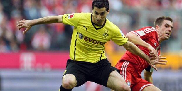 Dortmund demütigt Bayern