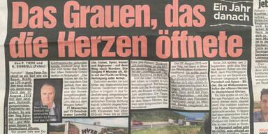 """""""Bild""""-Zeitung würdigt Rolle Doskozils"""