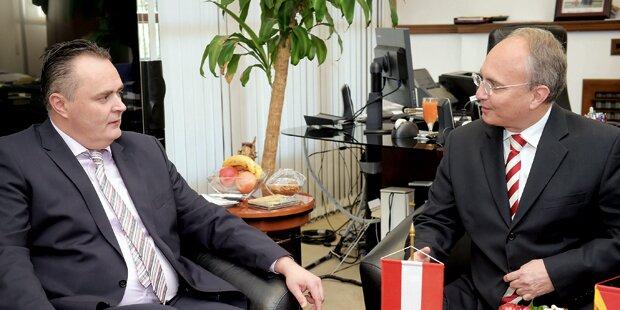 IS-Zellen: Terror-Warnung auch für Österreich
