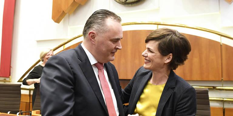 Umfrage: 56 % für Doskozil als SPÖ-Chef