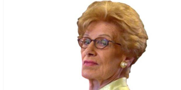 Filmpionierin Elfriede von Dassanowsky 83-jährig verstorben