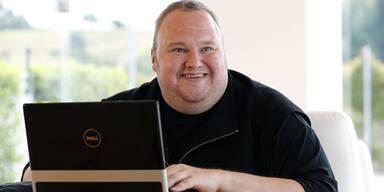 FBI-Panne: Dotcoms Megaupload online