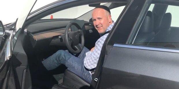 Chef von Teslas Auto-Entwicklung geht