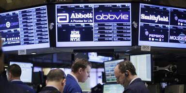 Dow Jones gibt 0,56 Prozent ab