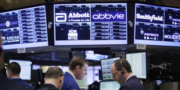 Wall Street legt Verschnaufpause ein