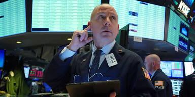 Corona-Krise: Dow Jones stürzt wieder ab