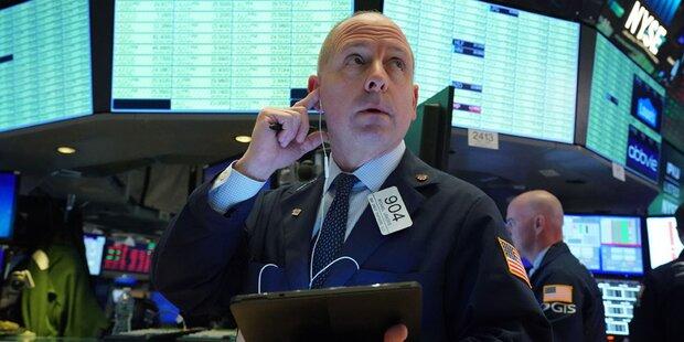 Dow Jones mit stärkstem 3-Tagesgewinn seit 1931