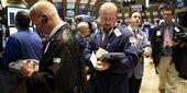 Wall Street kann Verluste etwas eindämmen