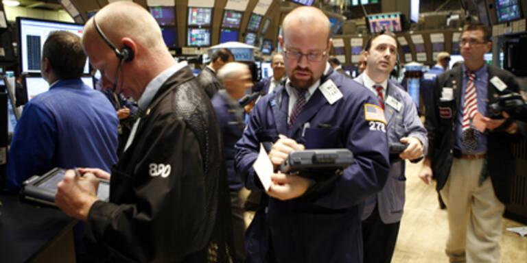 US-Börsen schließen im Plus
