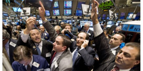 US-Regierung will Rettungsplan für Banken vorlegen