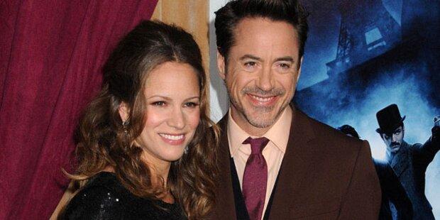 Robert Downey Jr.: Es wird ein Bub