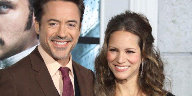 Robert Downey Jr.: Sein Baby ist da!