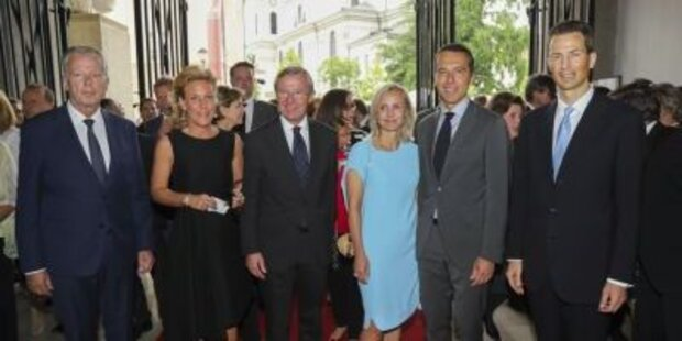 Salzburger Festspiele sind eröffnet