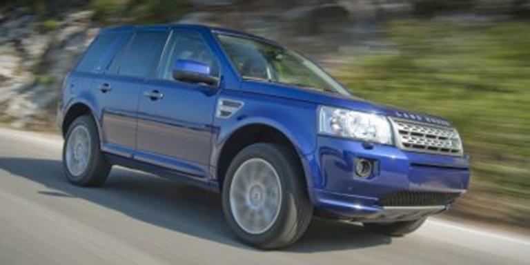 Land Rover Freelander 2 Modelljahr 2011