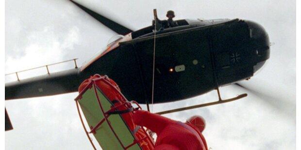 Mädchen bei Skiunfall am Hochkar schwer verletzt