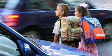 Mehr Sicherheit auf dem Schulweg