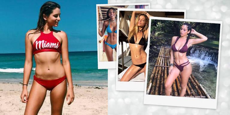 Die besten Bikini-Bodys auf Instagram