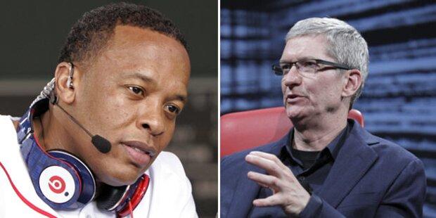 Dr. Dre dank Apple superreich