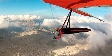 Salzburger bricht den Flugrekord