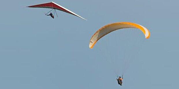 Drachenflieger stürzt in Tirol tödlich ab