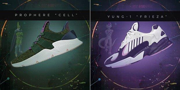 Sneaker Adidas bringt Dragon Z Ball f6yYb7g