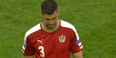 Österreich verliert mit 0:2 gegen Ungarn