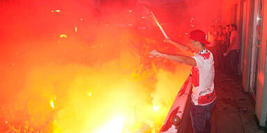 Dragovic: Strafe wegen Pyro-Jubels?