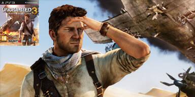 Start für Uncharted 3: Drake's Deception