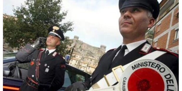 Haft für Verkehrsrowdies in Italien