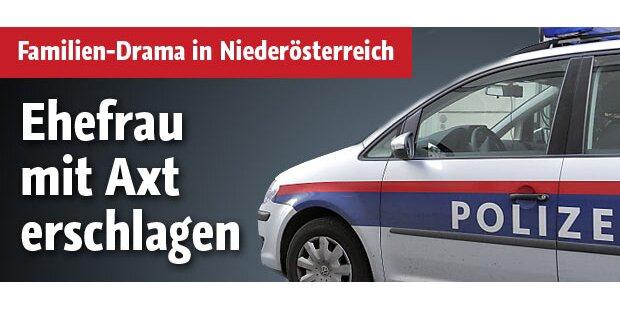 Mord und Selbstmord in Niederösterreich