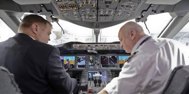 Warnung vor Hacker-Angriff auf Flugzeug