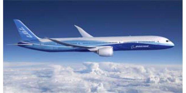 Boeings 787 Dreamliner kommt noch später