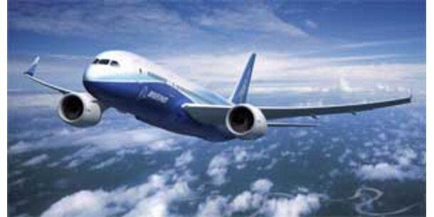 Boeing verschiebt Dreamliner-Auslieferung