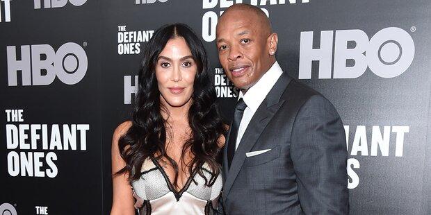 Dr. Dre: Frau lässt sich nach 24 Jahren scheiden