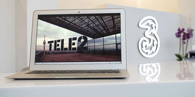 Tele2 ist jetzt in Österreich Geschichte