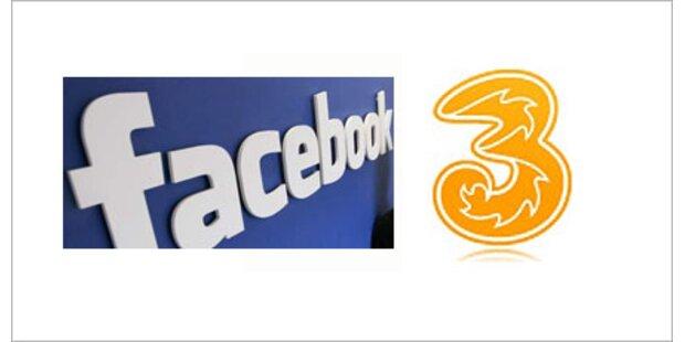 Facebook-News kommen aufs Handy